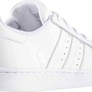 adidas Shoes - Adidas Superstar Foundation C Shoes Girl's Size 13